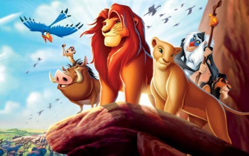 Король- Лев
